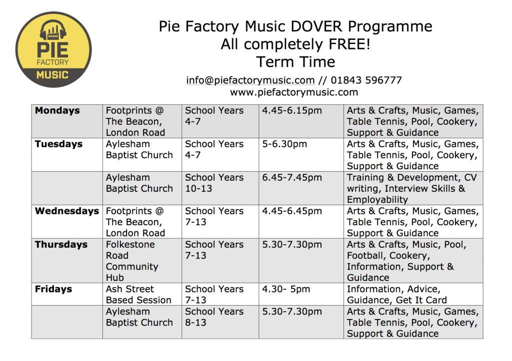 Dover Programme Feb 8th 2017 copy