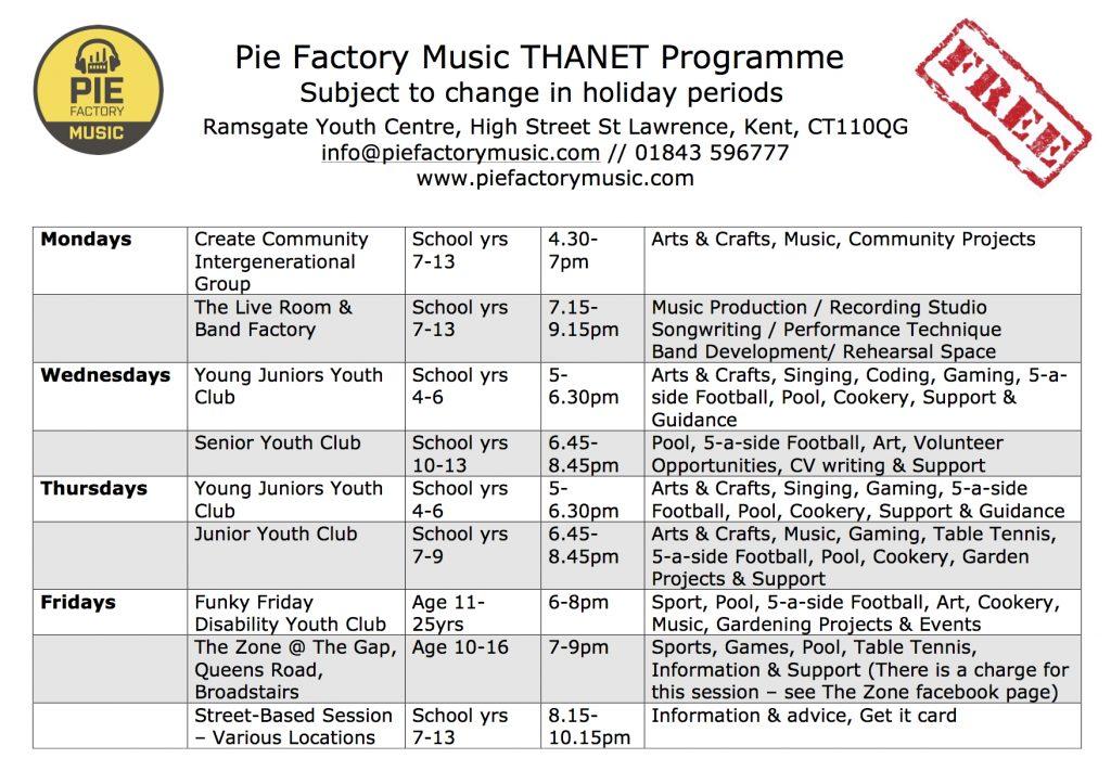 Thanet Programme Feb 2017 copy